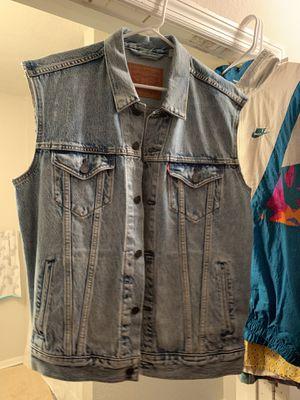 Levi Jean Jacket for Sale in Brandon, FL