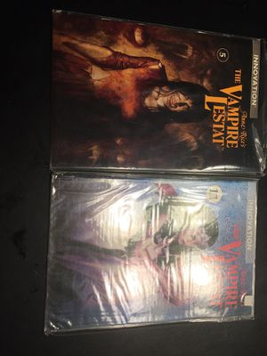 Ann rices the vampire lestat #5&11 for Sale in Freeland, PA