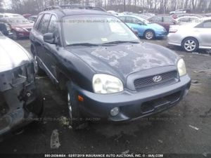 2004 HYUNDAI SANTA FE  All Wheel Drive 2.7L 790965 Parts only. U pull it yard cash only. for Sale in Temple Hills, MD