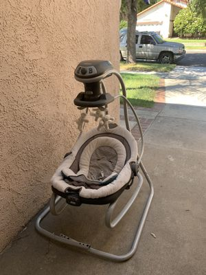 Baby swing for Sale in Riverside, CA