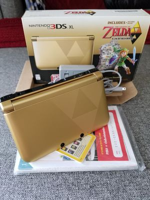 Nintendo 3ds xl Zelda Gold Edition! for Sale in Los Angeles, CA