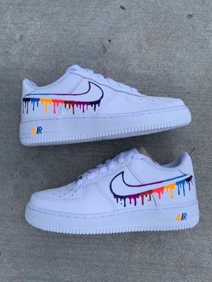 DRIP CUSTOMS Air Force 1 Shoes | Vans for Sale in Corona, CA