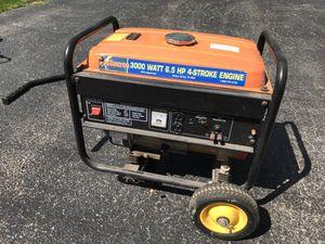 Generator - gas powered for Sale in Wheaton, IL