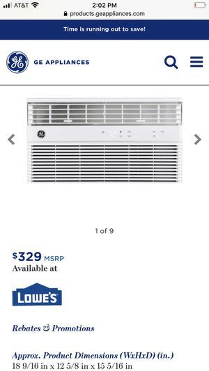Brand new (2 month old) GE/LG AC Units!!! for Sale in Philadelphia, PA