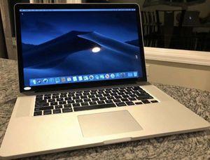 Apple MacBook 15' Retina Display for Sale in Montauk, NY