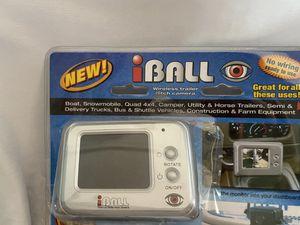 Eye Ball Portable Trailer Hitch Camera. Brand new for Sale in Scottsdale, AZ