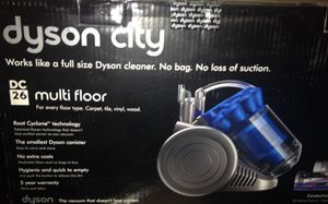 DYSON DC26 VACUUM for Sale in Phillips Ranch, CA