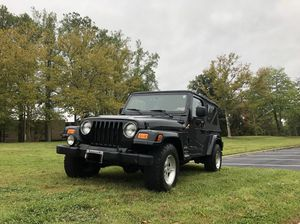Jeep Wrangler Unlimited for Sale in Columbia, MD