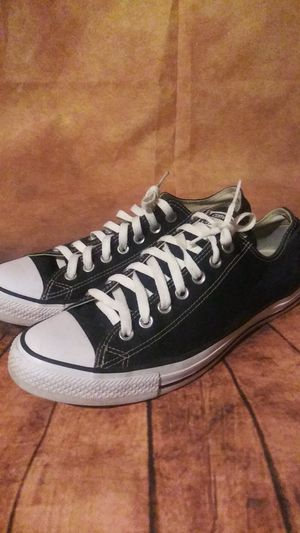 Nice Black Converse All Stars size 10.. for Sale in Louisville, KY