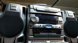 Audiovox CE440 Compact Stereo System. 5 CD Changer for Sale in Renton, WA