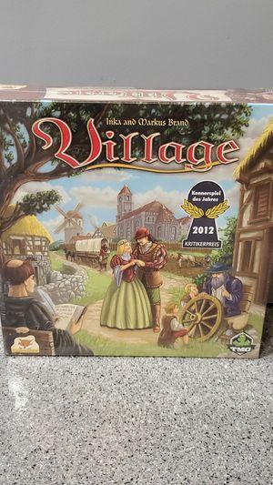 Village board game for Sale in La Grange Park, IL