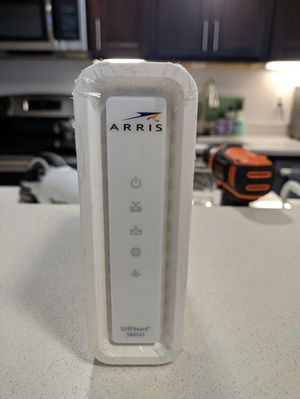 Arris SB6141 cable modem for Sale in Washington, DC