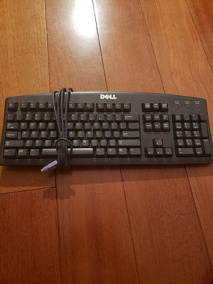 Dell computer keyboard $7 or best offer for Sale in Laurel, MD