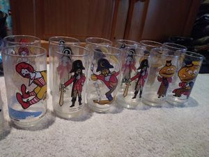 Collectable McDonald's glasses for Sale in Evesham Township, NJ