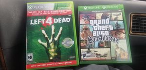 Xbox One Games for Sale in Denver, CO