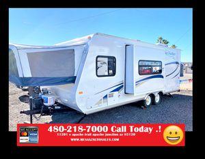 2010 a jayco Hybrid 23ft Travel Trailer camper for Sale in Mesa, AZ