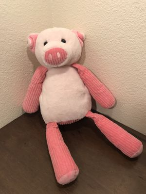 "Scentsy Buddy 15"" Penny the Pig Plush Stuffed Animal Retired No Scent Pak EUC! for Sale in Murray, UT"