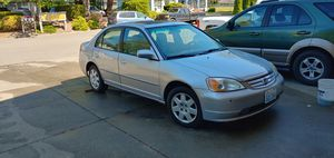 2001 honda civic ex 1000 obo for Sale in Monroe, WA