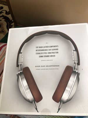 Shinolq detroit Over the ear headphone for Sale in Sterling Heights, MI