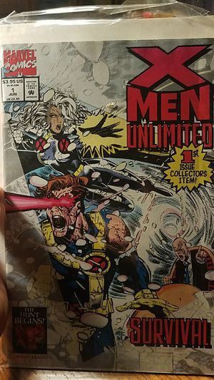 X-Men unlimited number one for Sale in Monterey Park, CA