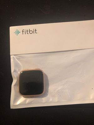 Fitbit versa for Sale in Baltimore, MD