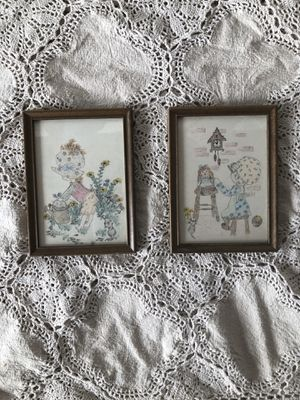 Vintage Nursery Art for Sale in Cazenovia, NY