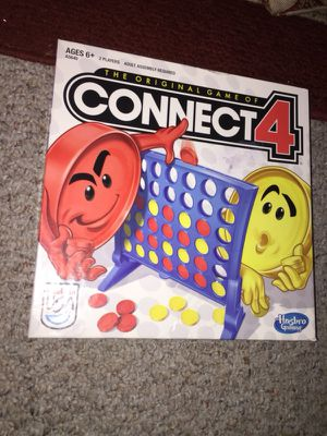 THE ORIGINAL CONNECT 4 for Sale in Port St. Lucie, FL