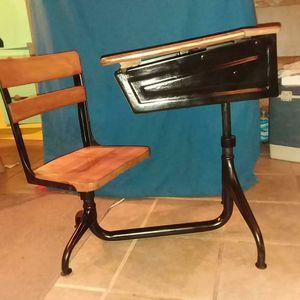 Antique child's homework desk for Sale in Phoenix, AZ