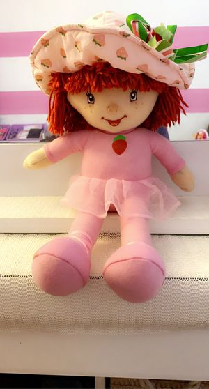 Strawberry Shortcake Doll for Sale in Los Angeles, CA