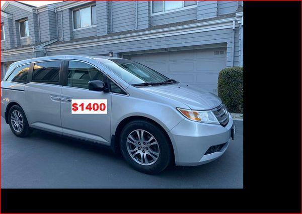 only$1400 Honda Odyssey