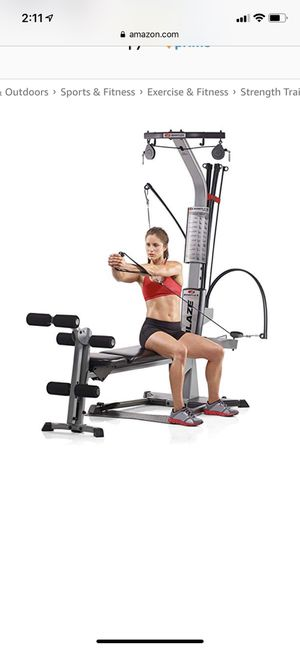 BRAND NEW! Bowflex blaze home gym for Sale in Dublin, OH