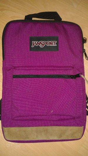 Jansport 15 inch Laptop Sleeve Backpack for Sale in New York, NY