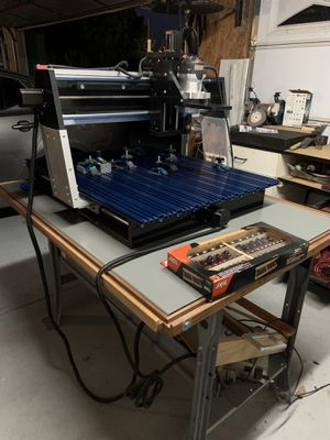 Next Wave Automation Wood Carving Machine for Sale in Irvine, CA