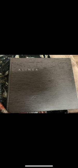 Alinea Culinary Arts Book for Sale in Los Angeles, CA
