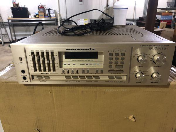 Vintage Marantz SR8100DC Reciever