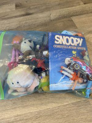 Grab bag full of random McDonald's toys, etc for Sale in Raleigh, NC