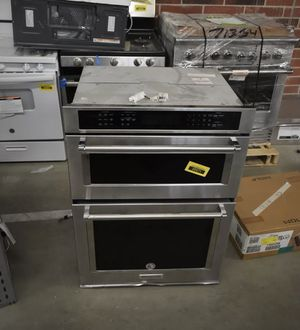 KITCHENAID MICROWAVE & OVEN COMBINATION for Sale in Carson, CA