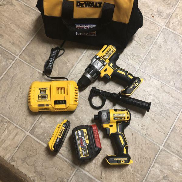 Flexvolt set de Drill nuevo