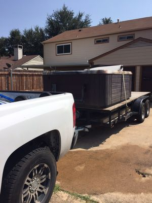 Professional Hot Tub Moving Service for Sale in McKinney, TX