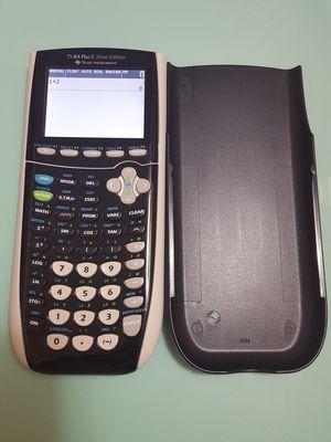 TI 84 plus c silver edition graphic calculator for Sale in Hypoluxo, FL