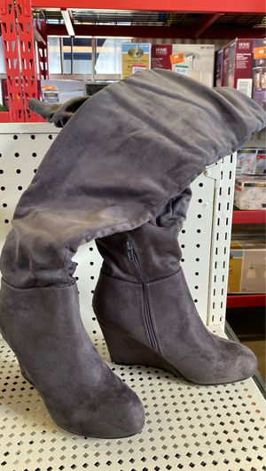 Chinese Laundry thigh high boots size 8 for Sale in Chula Vista, CA