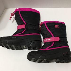 Sorel Girls winter boots sz 3 for Sale in Hialeah, FL