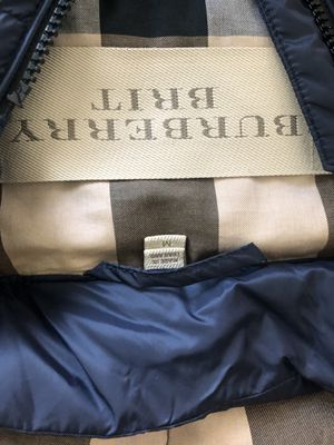 Burberry Jacket Medium For Men for Sale in Rowlett, TX