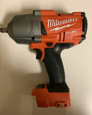 milwuakee impact wrench 1/2 (TOOL ONLY) for Sale in Fort Worth, TX
