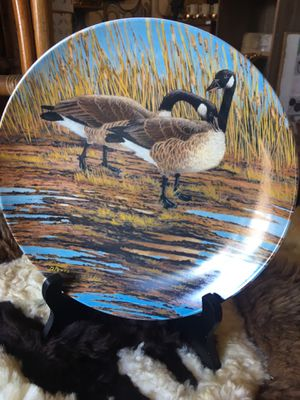 Vintage collectors plate goose $10 for Sale in San Diego, CA