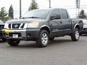 2011 Nissan Titan for Sale in Tacoma, WA