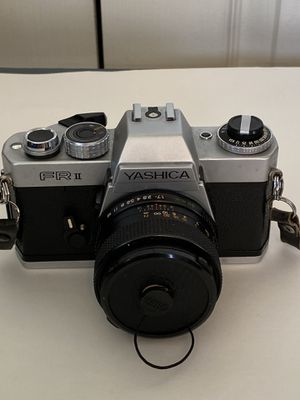 Vintage Yashica 35mm camera for Sale in Lexington, KY