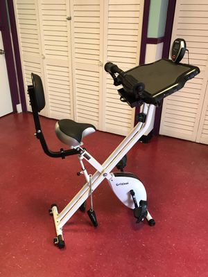 FitDesk Exercise Bike for Sale in Redwood City, CA