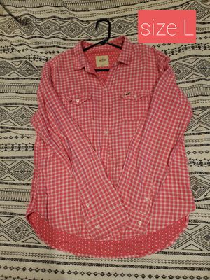 Hollister size L for Sale in Rice, VA