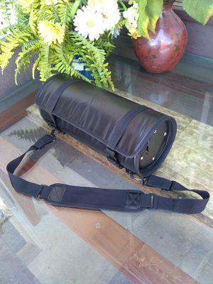 roll up travel organizer shoulder bag black, must pick up. for Sale in Las Vegas, NV